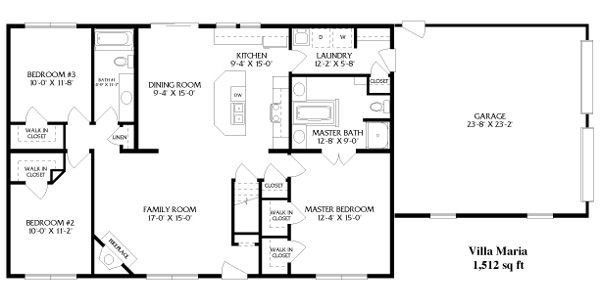 Best Of Basic Ranch Style House Plans