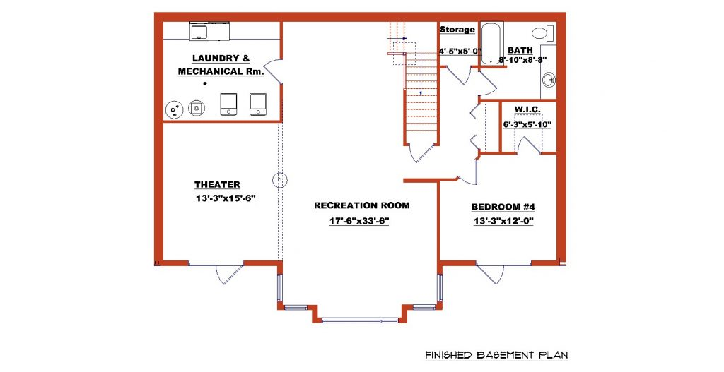 Best Of House Plans With Finished Walkout Basements