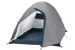 LA MIA ATTREZZATURA DA VIAGGIO tenda trekking campeggio