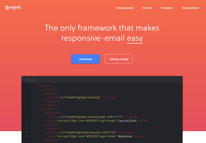 MJML – The Framework that Makes Responsive-Email Easy