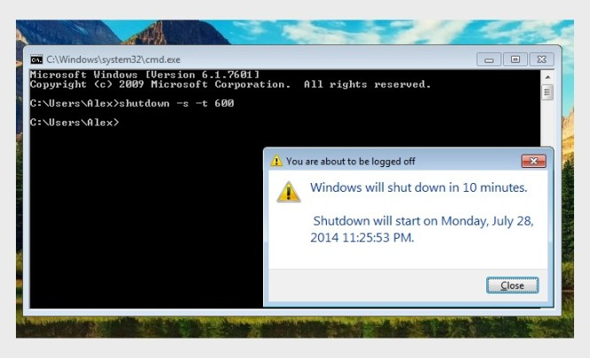 How to Schedule Windows 10 to Shutdown Automatically After X Minutes