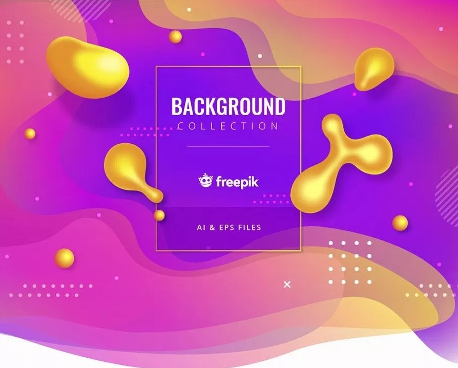 Modern Vector Background Collection