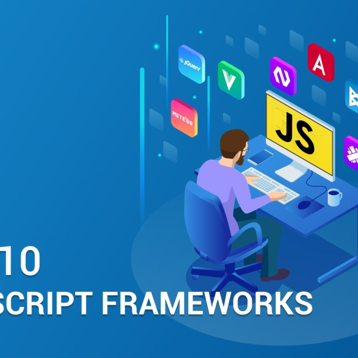 Top 10 JavaScript Frameworks to Watch Out For in 2020