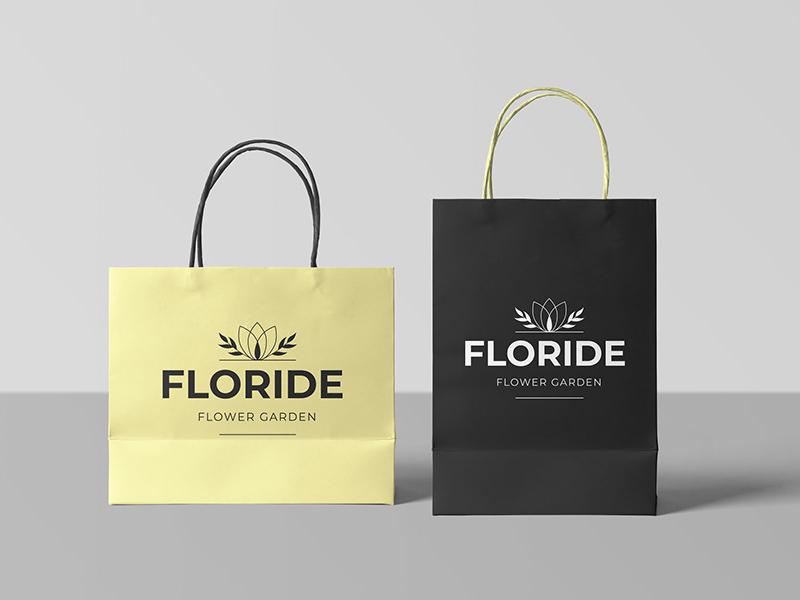 Shopping Bag Mockup for Photoshop