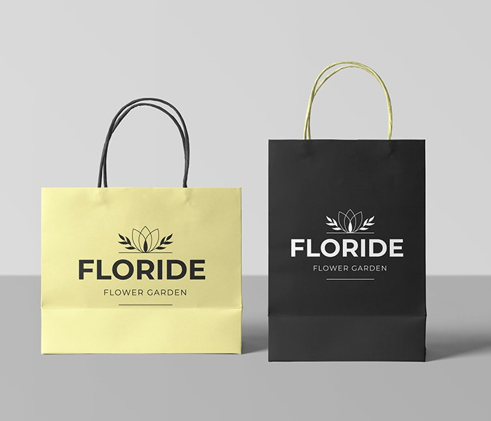 Shopping Bag Mockup for Photoshop