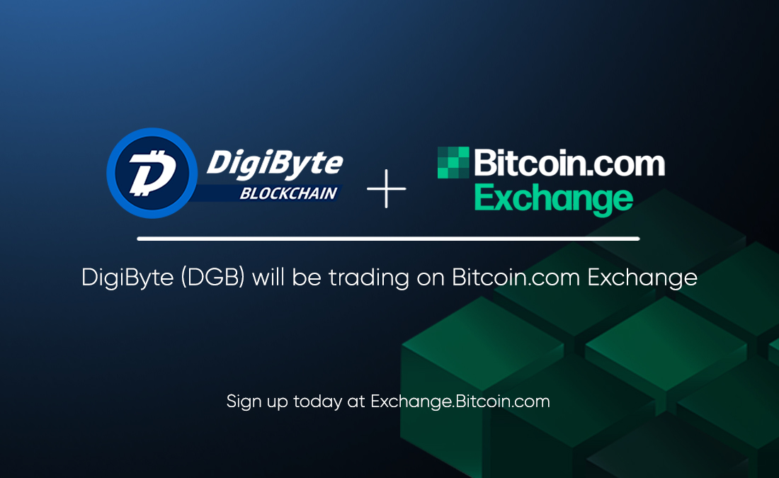 DigiByte listing and 50,000 DGB giveaway