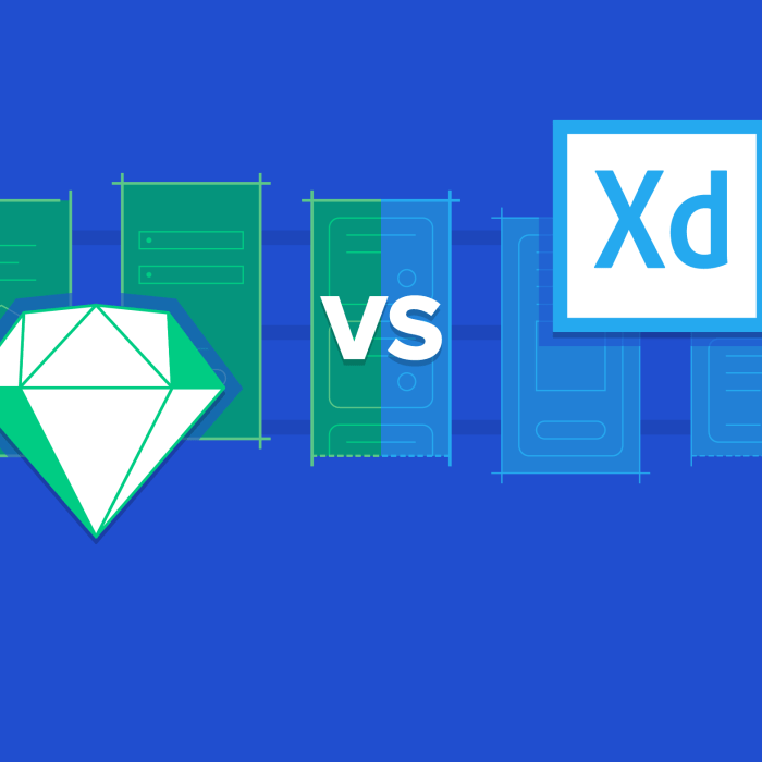 Adobe XD vs Sketch: Showdown 2020
