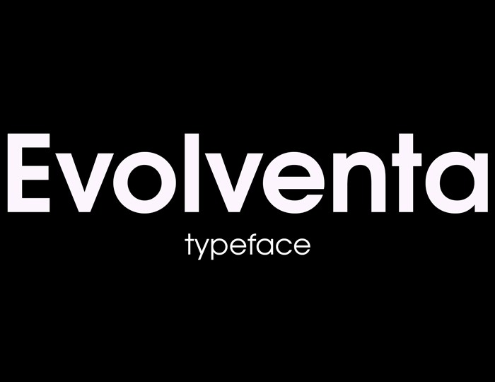 Evolventa: Complete Font Family for Free