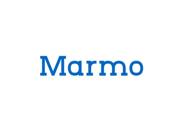 Marmo – Free serif font family