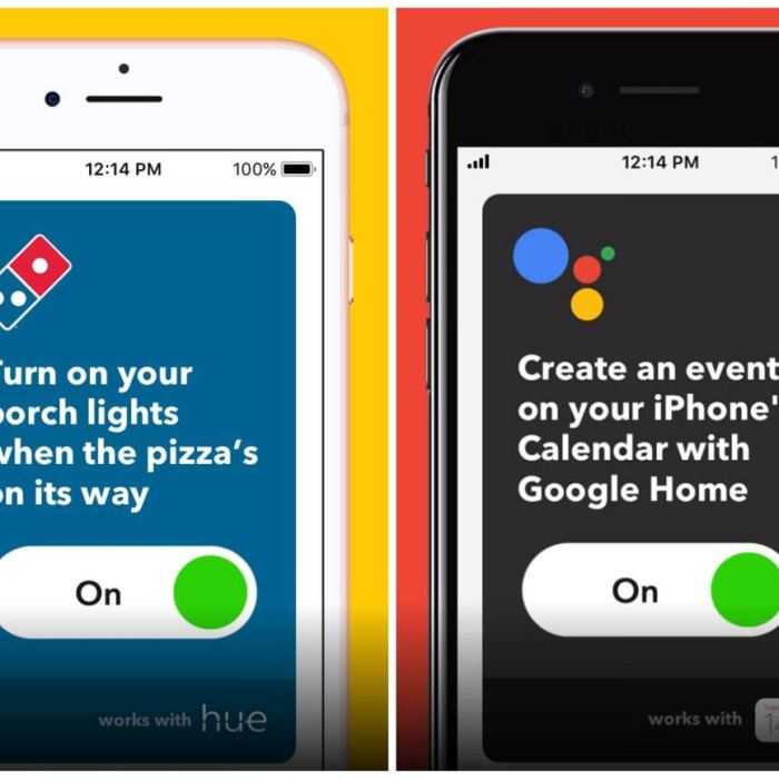 100+ IFTTT Applets to Supercharge Android and iOS