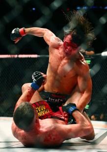 MMA: UFC Fight Night-Michaud vs Whiteley