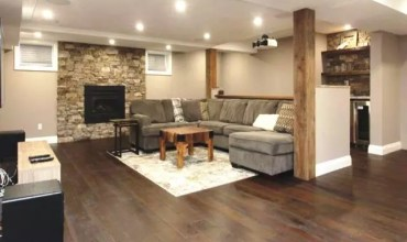 basement renovations mississauga