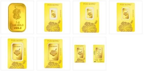 jongkong emas Poh Kong