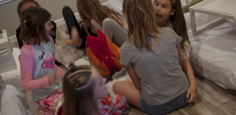 AZ Sleepy Teepee The Ultimate Sleepover Phoenix Kids Birthday Parties and Entertainment Scottsdale (100)