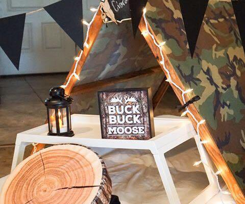 Teepee Party, Glamping sleepovers party, scottsdale party ideas (9)