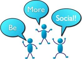 Be more social on social media