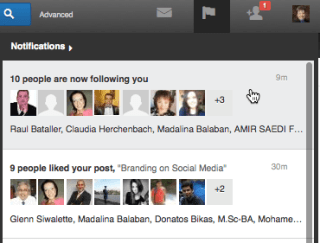 LinkedIn Followers