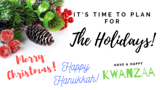 Planning for successful holiday selling season
