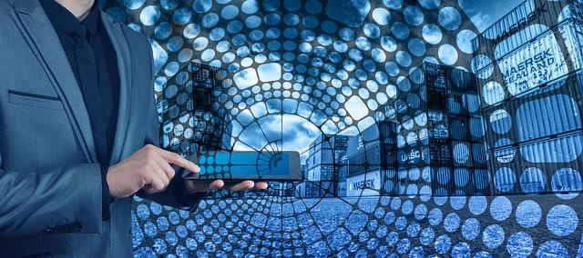logistics digital transformation