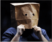 You wouldn't go to a networking event with a paper bag on your head, would you?