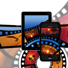 visual video marketing on mobile devices