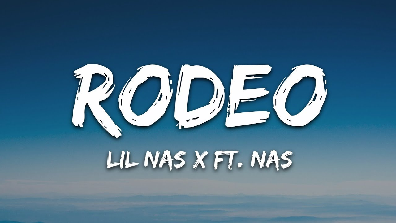 Lil Nas X Rodeo Lyrics. Rodeo is a song from the extended play 7 sung by American Rapper Lil Nas X and Nas. This song also features Lil Nas X and Nas. Here is the Lyrics of Rodeo.