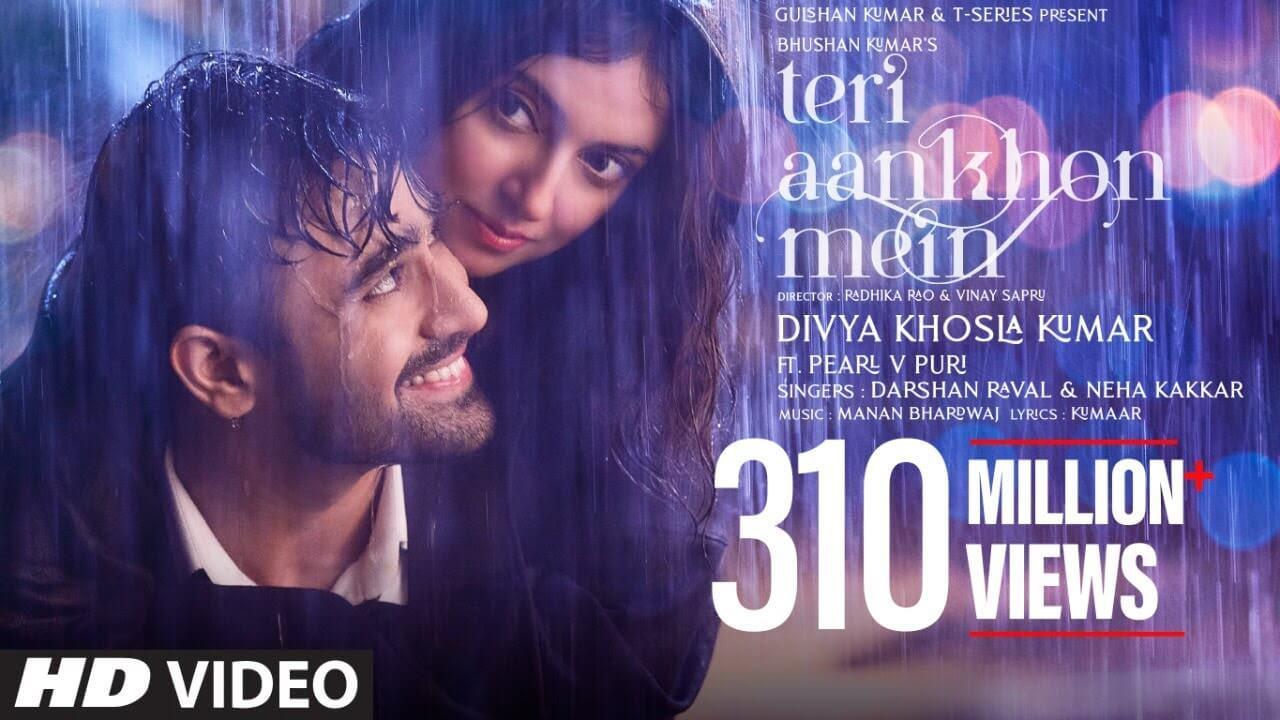 तेरी आँखों में Teri Aankhon Mein Lyrics in Hindi and English - Neha Kakkar, Darshan Rawal, Hindi song 2020