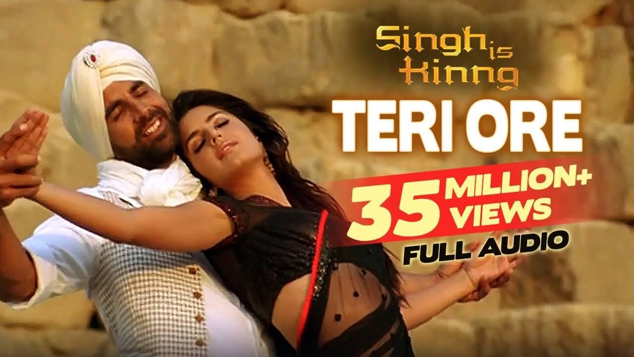 Teri Ore Lyrics in Hindi and English - Singh Is Kinng (2008), Rahat Fateh Ali Khan, Shreya Ghoshal