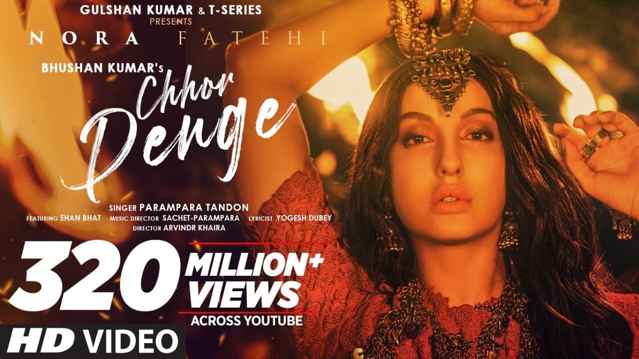 छोड़ देंगे Chhor Denge Lyrics in Hindi and English - Nora Fatehi, Parampara Tandon, Hindi Song 2021
