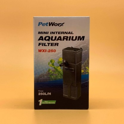 PetWorx Mini Aquarium Filter WXI-250