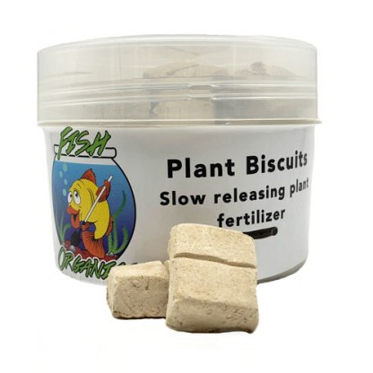 Fish Organic Plant Biscuits