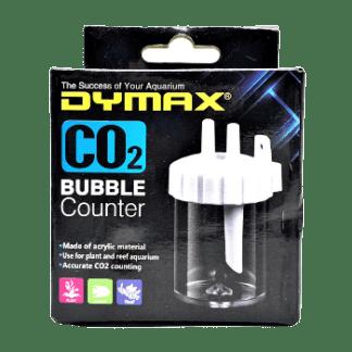 Dymax CO2 Bubble Counter plastic