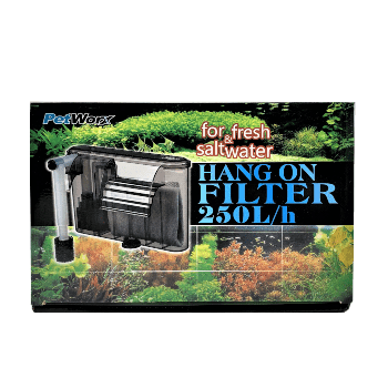 PetWox Hang on Filter 250L