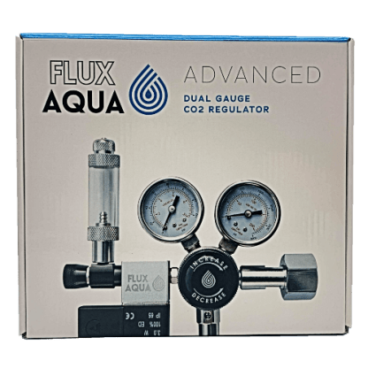 Flux Aqua Advanced Dual Gauge CO2 Regulator