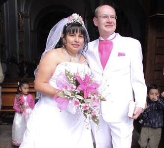 Boda Lidia y Peter