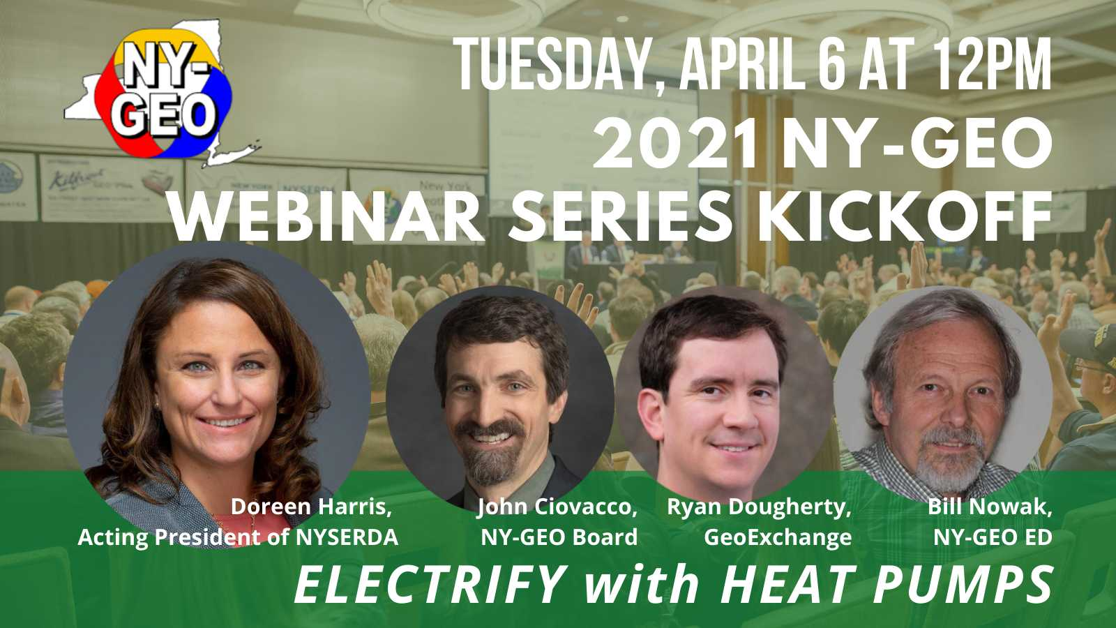 NY-GEO Webinar Series Graphic - Aztech Geothermal