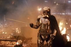 Star Wars: The Last Jedi Captain Phasma (Gwendoline Christie) Photo: Lucasfilm Ltd. © 2017 Lucasfilm Ltd. All Rights Reserved.