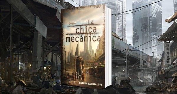 Libro La chica mecánica