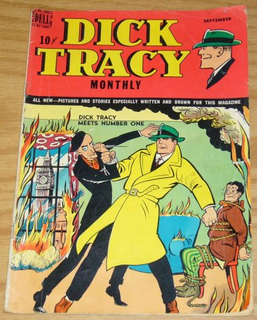 Dick Tracy Comic