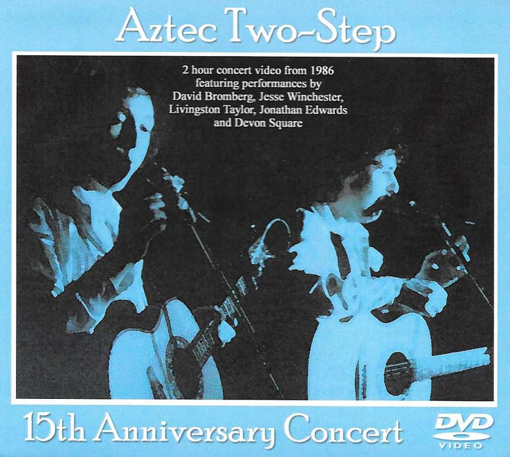Aztec Two-Step 15th Anniversary