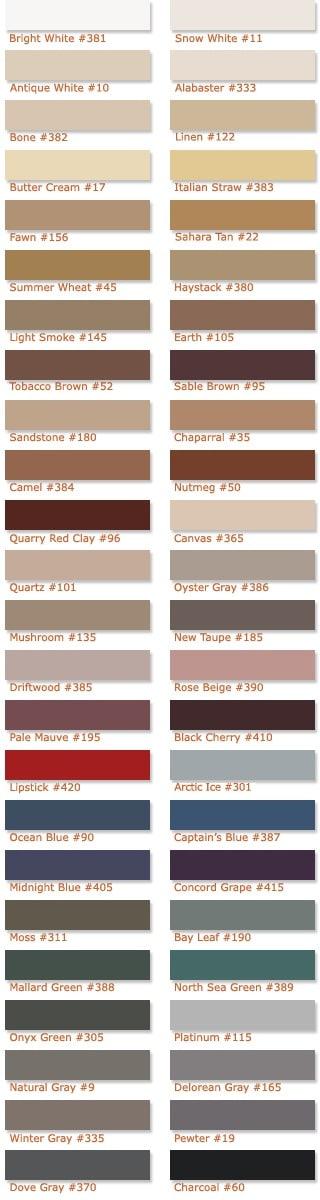 arizona grout color sealing az tile