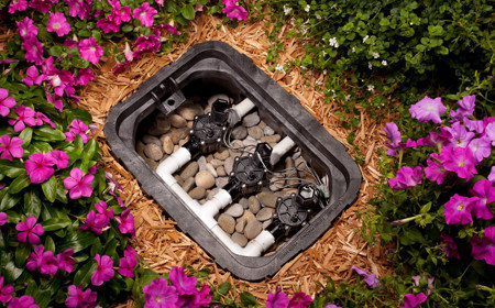 Valves are a very important component when installing any irrigation system, New Paltz NY
