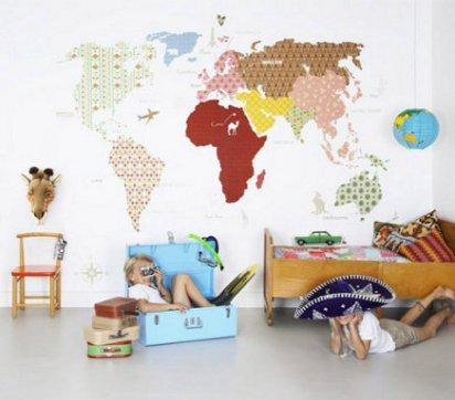 Decorando habitaciones para chicos