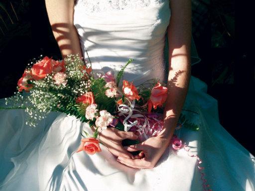 La tradición del vestido de novia