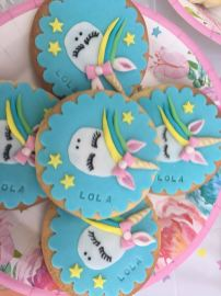 Galletitas de Unicornio