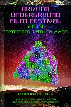 2018 Arizona Film Festival Poster