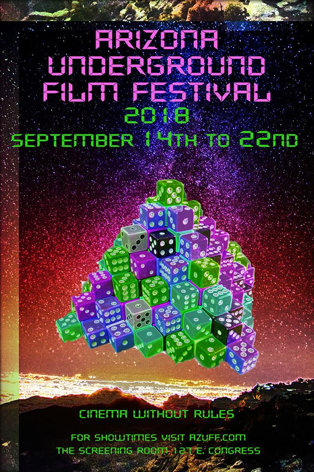 2018 Arizona Film Festival Poster