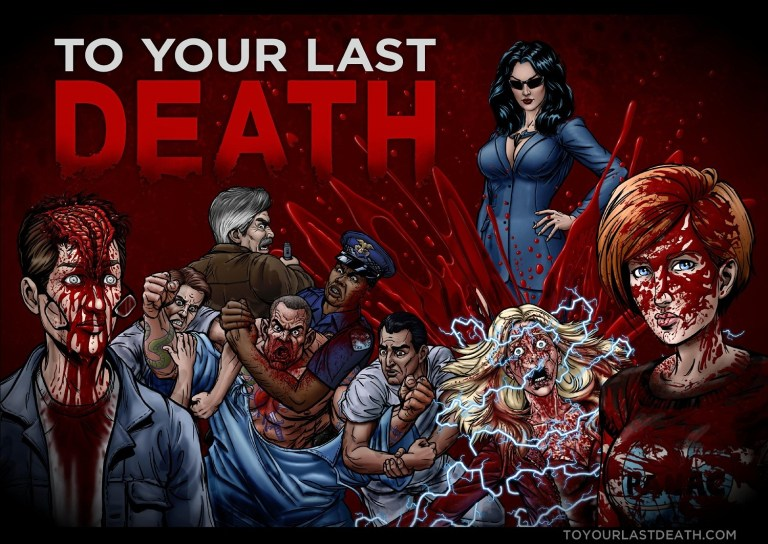 Read more about the article To Your Last Death