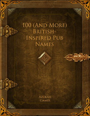 100 (And More) British- Inspired Pub Names