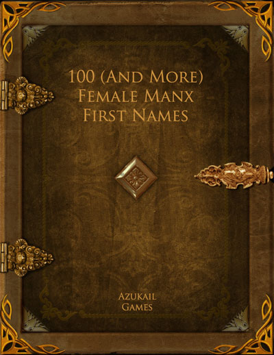 100 (And More) Female Manx First Names